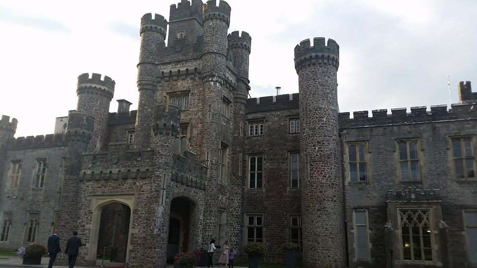 hensol castle wedding venue
