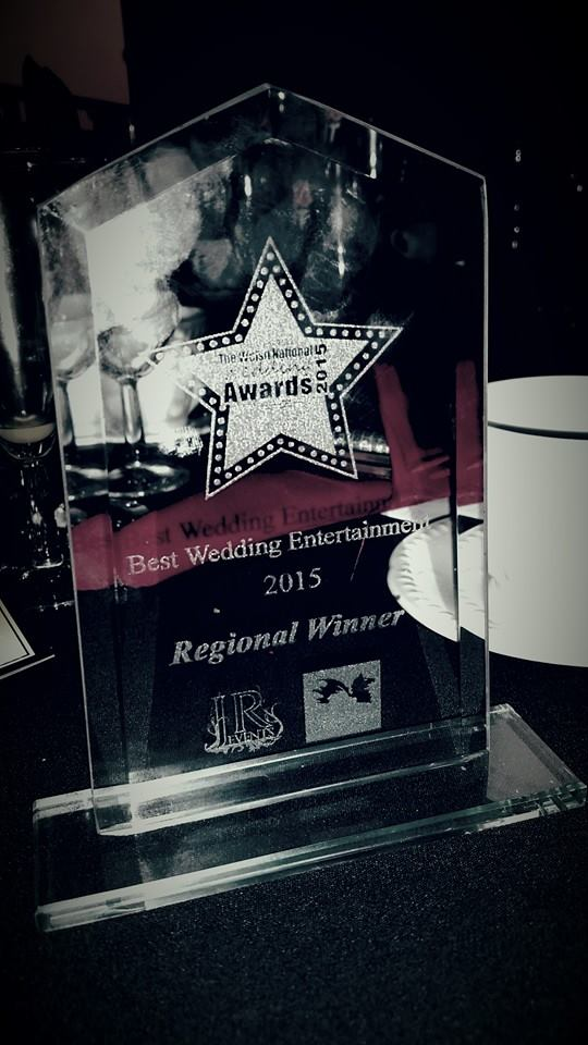 wedding awards wales