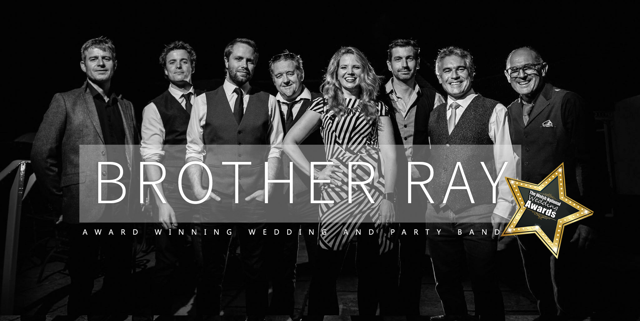 Wedding Bands South Wales – Brother Ray
