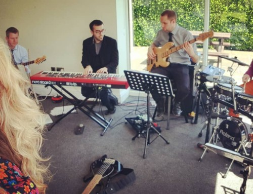 Why book a Live Wedding Band Cardiff?